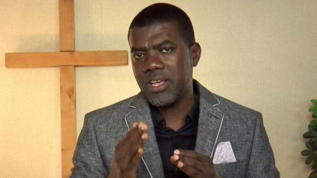 Why Ladies Should Marry A Man They  Love, Not A Man That Is Ready — Reno Omokri