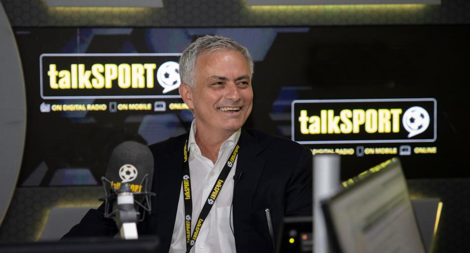 Jose Mourinho joins talkSPORT