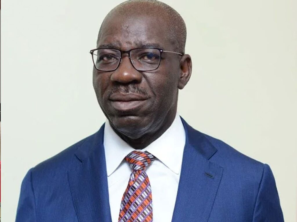 PDP Governors support Obaseki in CBN printing of 60 billion naira claim