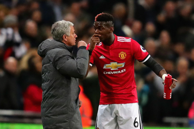 Why I Am Not Interested In What Pogba Says — Jose Mourinho