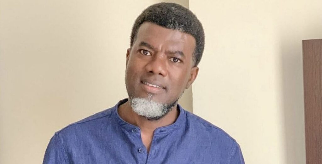 A man owes you nothing on a date – Reno Omokri