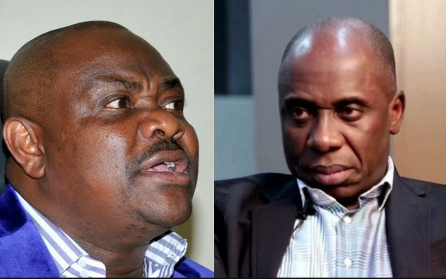 Insecurity: Amaechi blames unemployment in Rivers State; Wike faults FG
