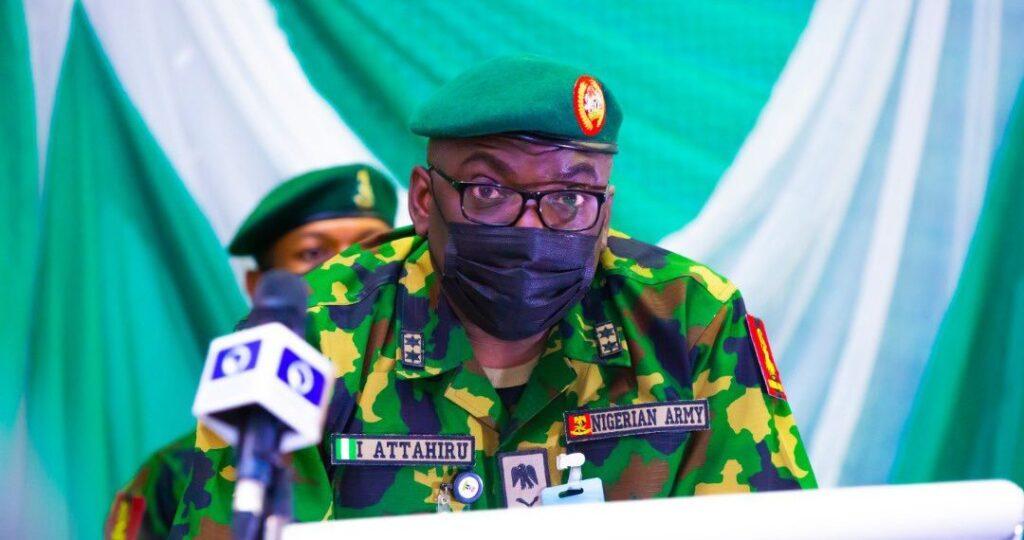 BREAKING: Chief Of Army Staff, Ibrahim Attahiru Killed In Plane Crash