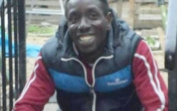 Nigerian football coach killed in London