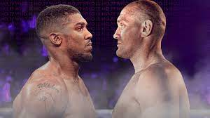 August 14 is the date for Joshua, Fury bout