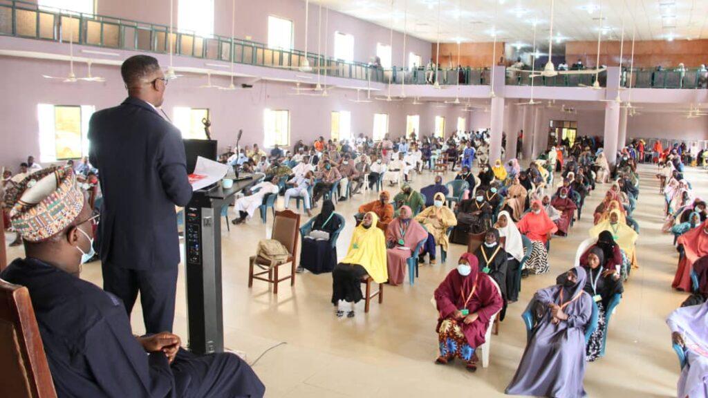 EFCC Storms AL-Hikmah Varsity On Anti-Graft Campaign – Emmanuel Udom