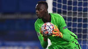 Mendy becomes the first black goalkeeper to win Champions League