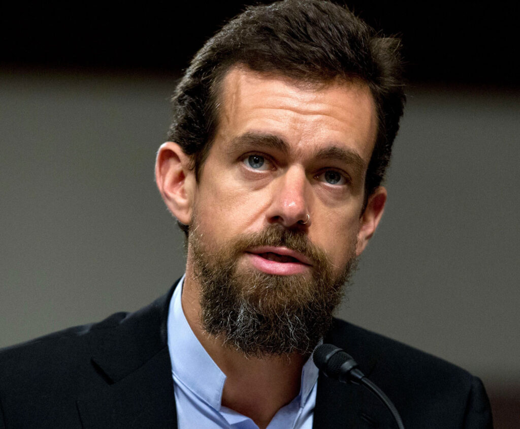 Jack Dorsey tweets Nigerian Flag at 12 a.m Nigerian Time on June 12