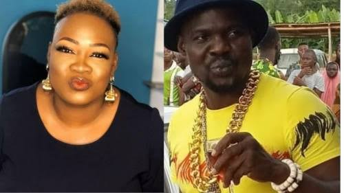 You Claim To Be A Friend But You Are Also The Enemy – Baba Ijesha's Younger Sister Blasts Princess.