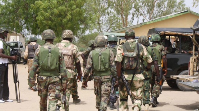 Soldier commits suicide after accidentally killing a customs officer in Seme