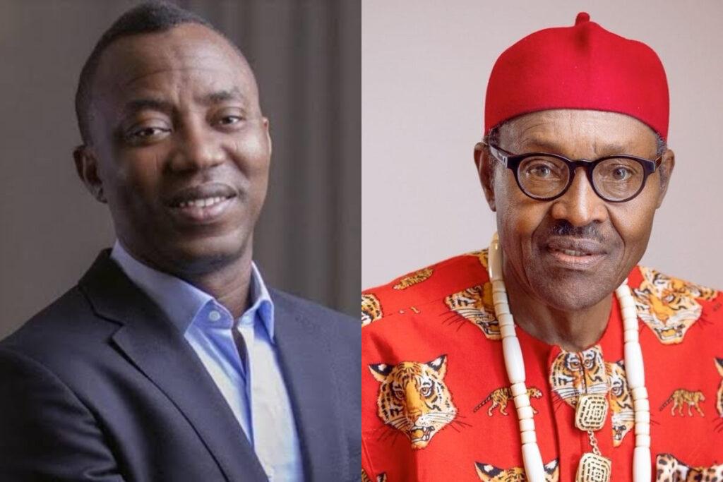 President Buhari declared war on Nigerian Youths – Sowore