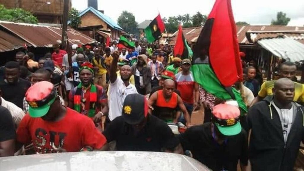 Build Prisons and Mortuaries for us – IPOB Members tell Malami