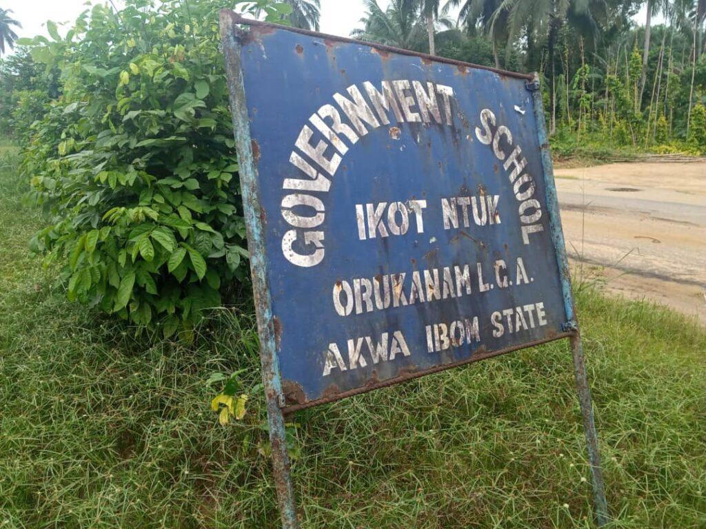 Exposed! Oruk Anam School Where 4 Teachers Teach 300 Pupils – Priscilla Christopher