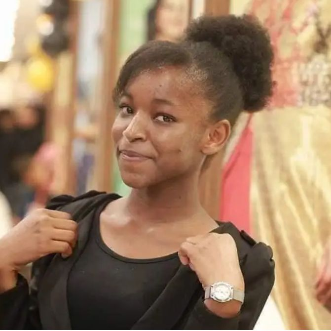 Beautiful 20-year-old lady gets called to Nigerian Bar (Photos)