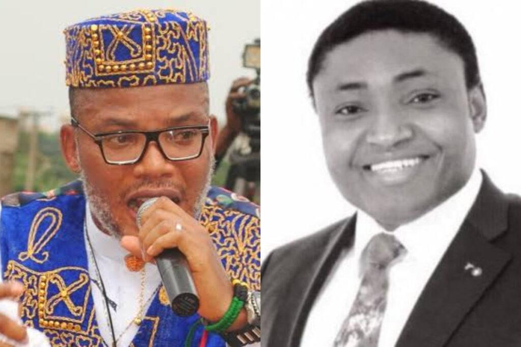 Simon Ekpa takes over Radio Biafra from Mazi Nnamdi Kanu