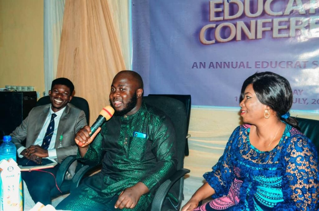 """""""School No Be Scam,"""" Panelist Said as ESAN-FUOYE Holds its Maiden Conference and Intra-Faculty Debate"""