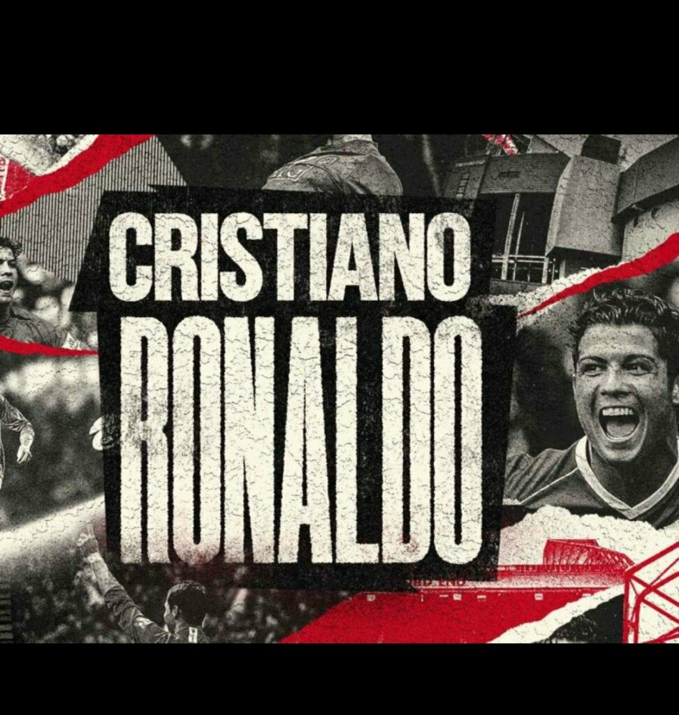 BREAKING: Christiano Ronaldo Joins Manchester United From Juventus