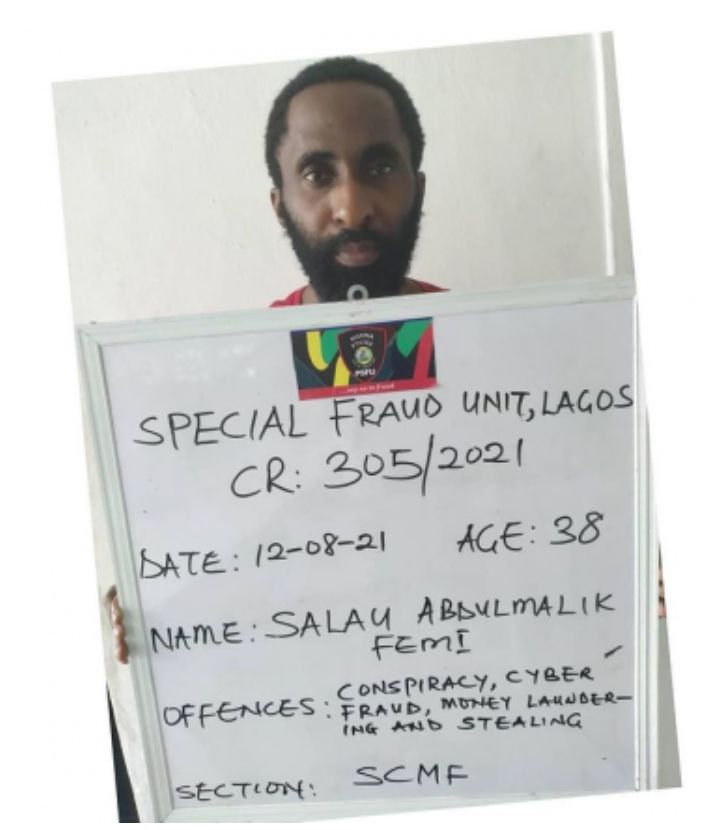 Man Arrested for Hacking Into the Server of a Nigerian Bank to Steal N1.87 Billion
