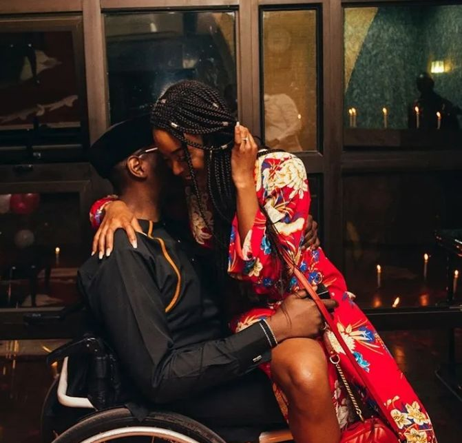 Gbenga Daniel's son, Debola shows off his new 'Olori' three years after proposing to his longtime girlfriend
