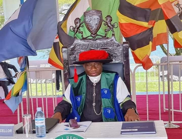Uganda University inaugurates ex-president Jonathan as Chancellor