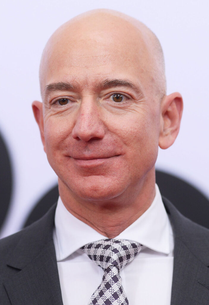 How Jeff Bezos plans to make human beings live forever