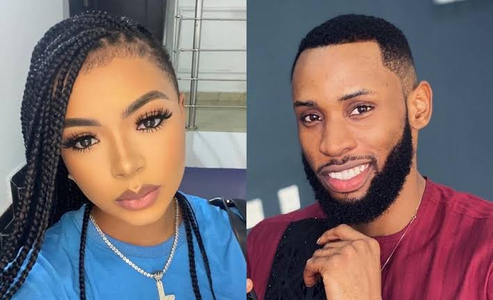 """#BBNaija: """"I don't want to wake up tomorrow and start looking for you in this house"""" – Liquorose warns Emmanuel"""