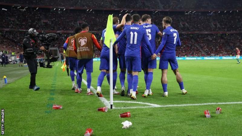 England vs Hungary: Why English players were racially abused